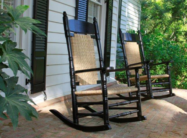georgia chair company nice leather chairs the brumby a rocker is more than rocking luxury southern