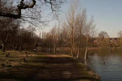 Edgbaston Resevoir 1561