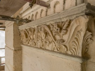 At level 2 this stone work may just be tweeked