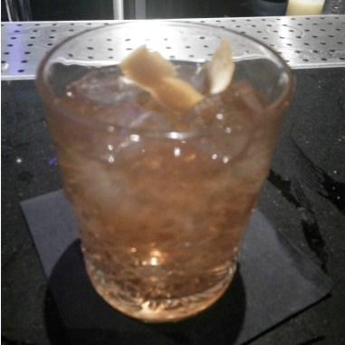 Ryan made an Old Fashioned