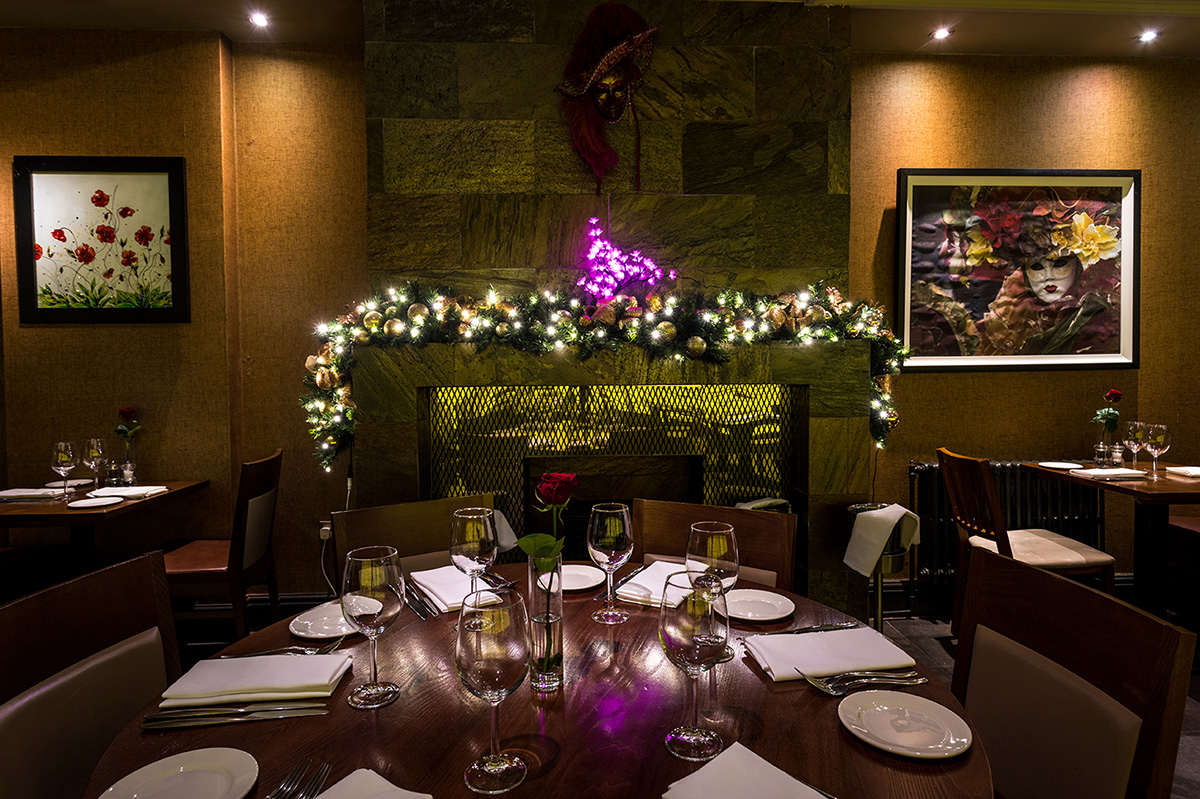 Cucina Rustica Birmingham Uk Fifteen Christmas Menus And Festive Venues For A Great Celebration