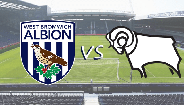 Baggies look to bounce back to top form against Derby