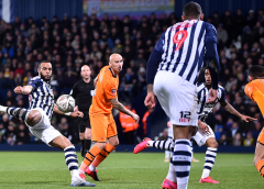 Much changed Baggies fall short against Magpies
