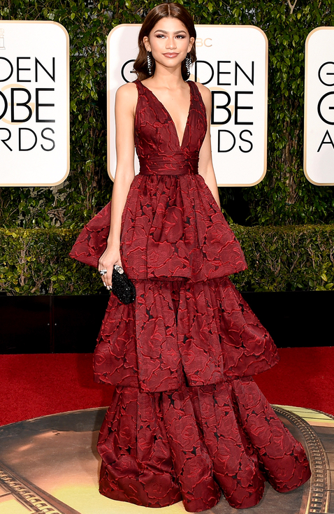 2016 Golden Globes Fashion Round Up