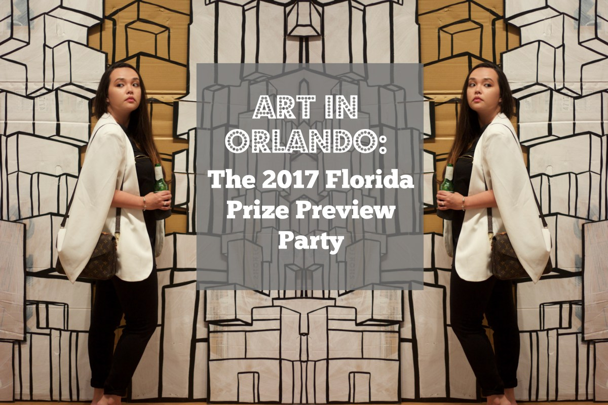 Art in Orlando: 2017 Florida Prize Preview Party