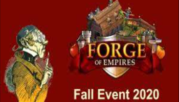 Forge of Empires fall event 2020