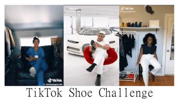 TikTok Shoe Challenge