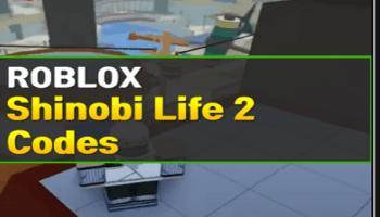 Codes In Shinobi Life 2