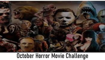 October Horror Movie Challenge