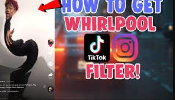 Whirlpool effect