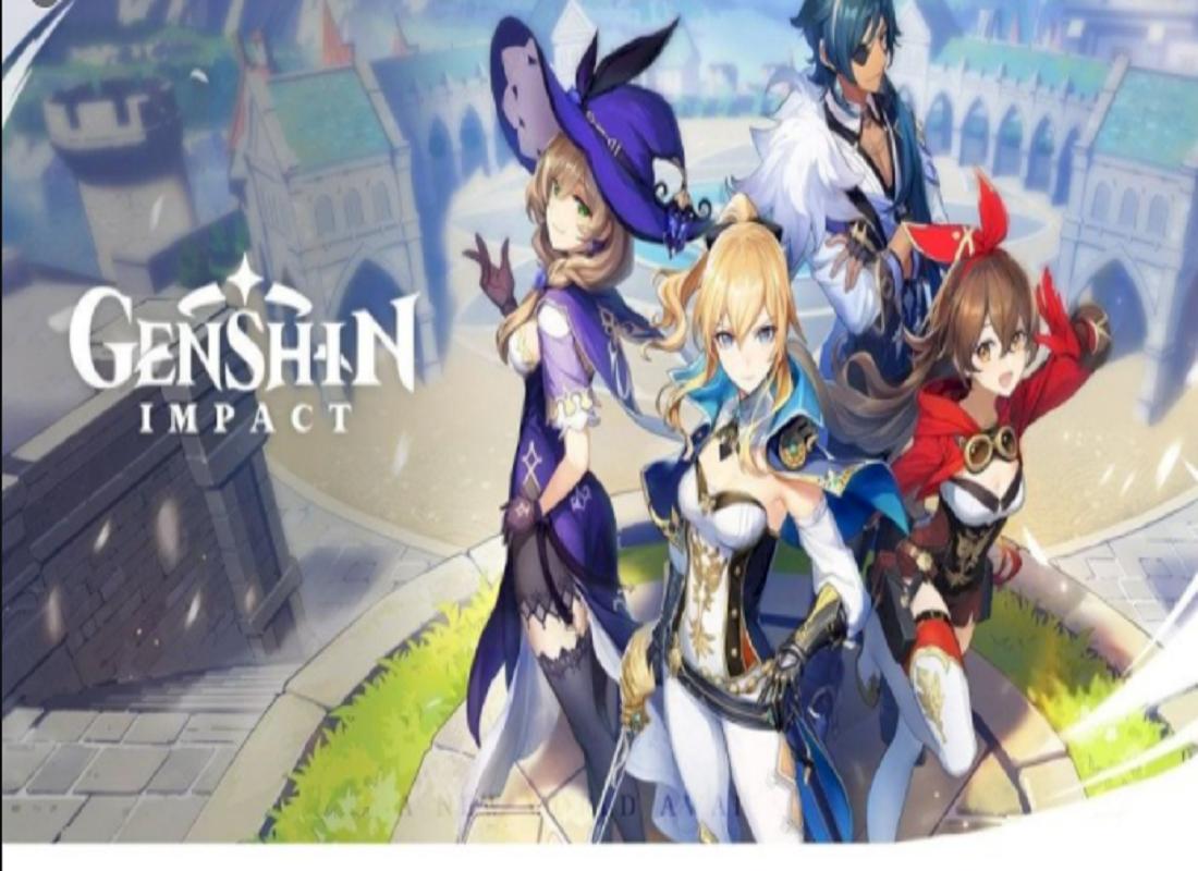 Genshin Impact Mac