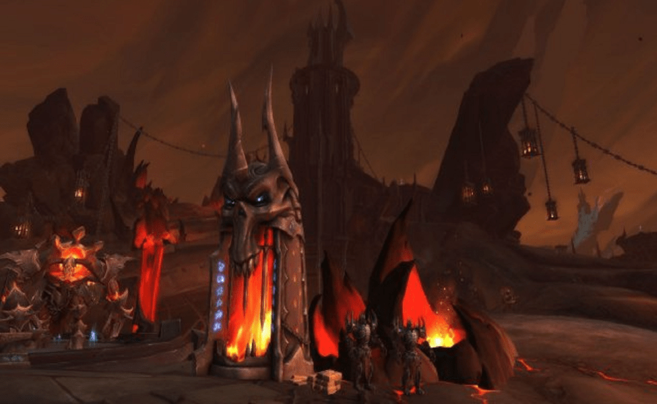 Image Of The Maw Wrath Of The Jailer