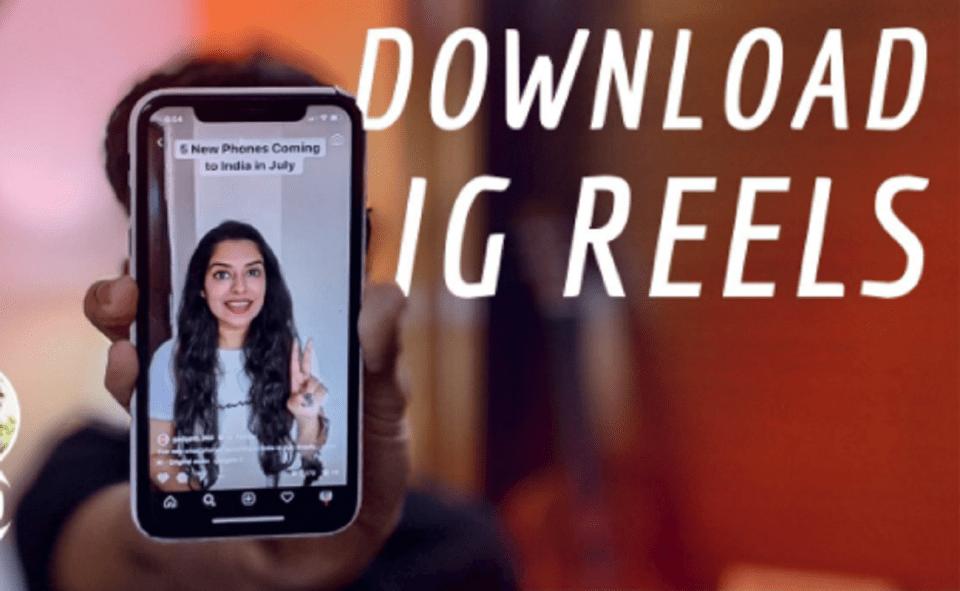 Image Of Instagram Reels Video Download.