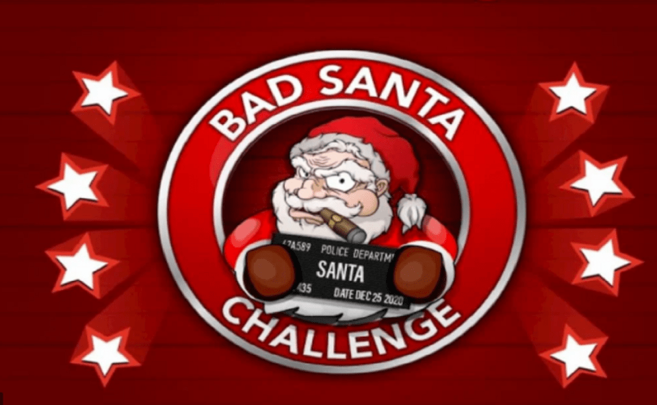 Image Of What Is Santa Challenge In Bitlife
