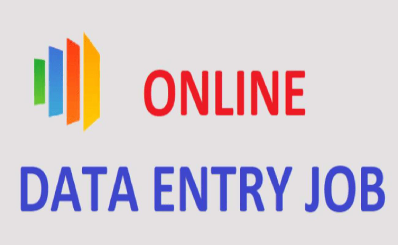 Onlinedataentryjob