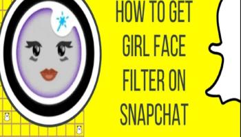 Girl Filter Snapchat