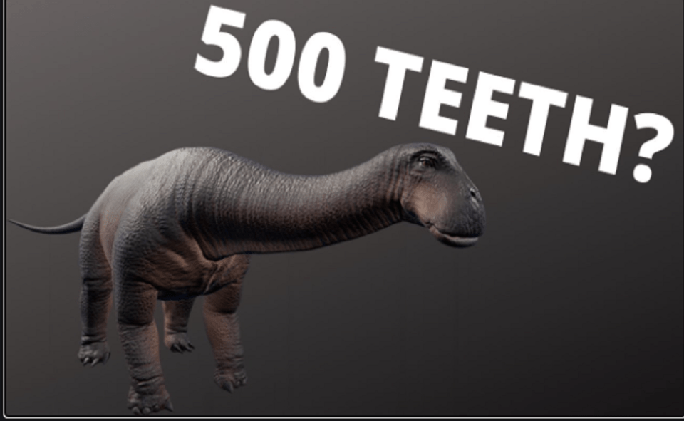 Image Of How To Say Nigersaurus