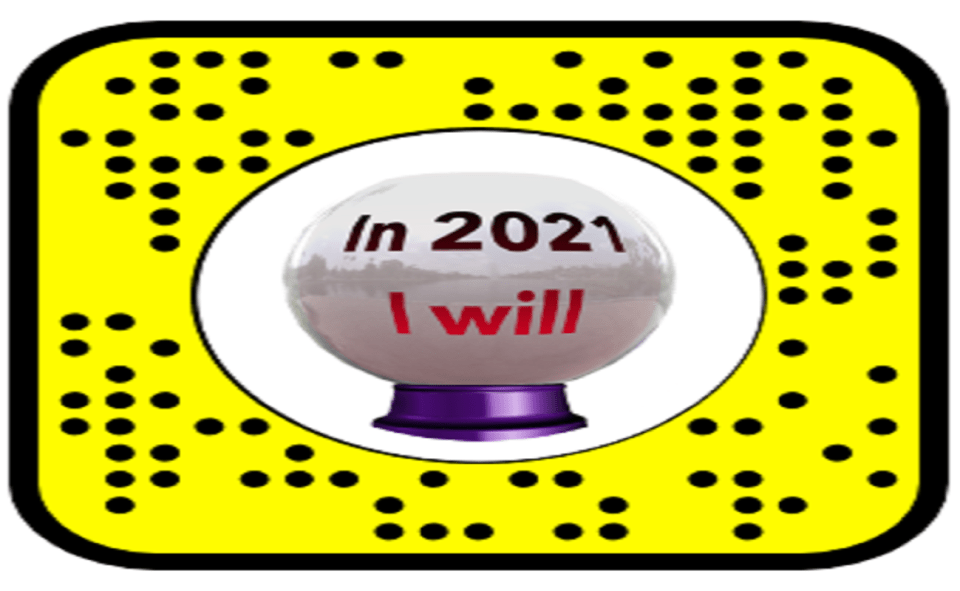 Image Of In 2021 I Will Snapchat Filter