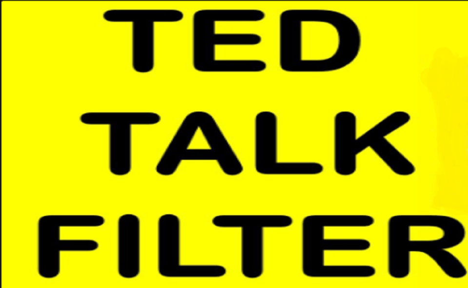 Image Of What Is Ted Talk Filter On Instagram