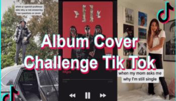 Album Cover Challenge