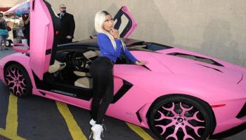 Brought Out The Pink Lamborghini TikTok