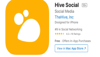 Hive Social App