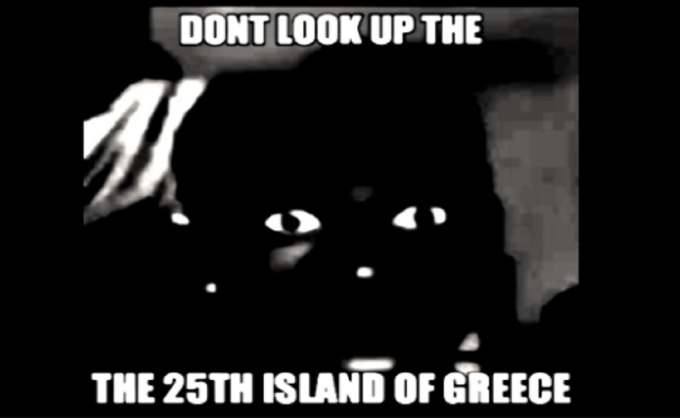 Image Of 25th Island Of Greece Meme