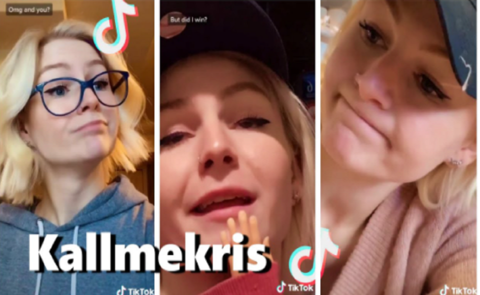 Image Of Who Is Kallmekris On TikTok