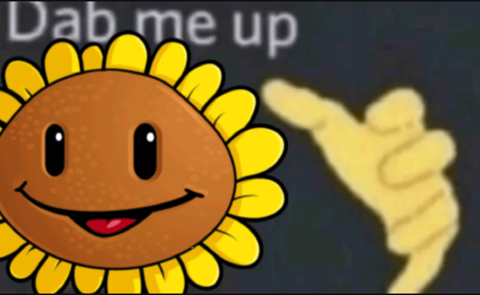 Image Of What Is Dab Me Up Meme