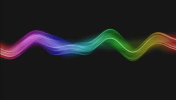 Rainbow Wave Filter