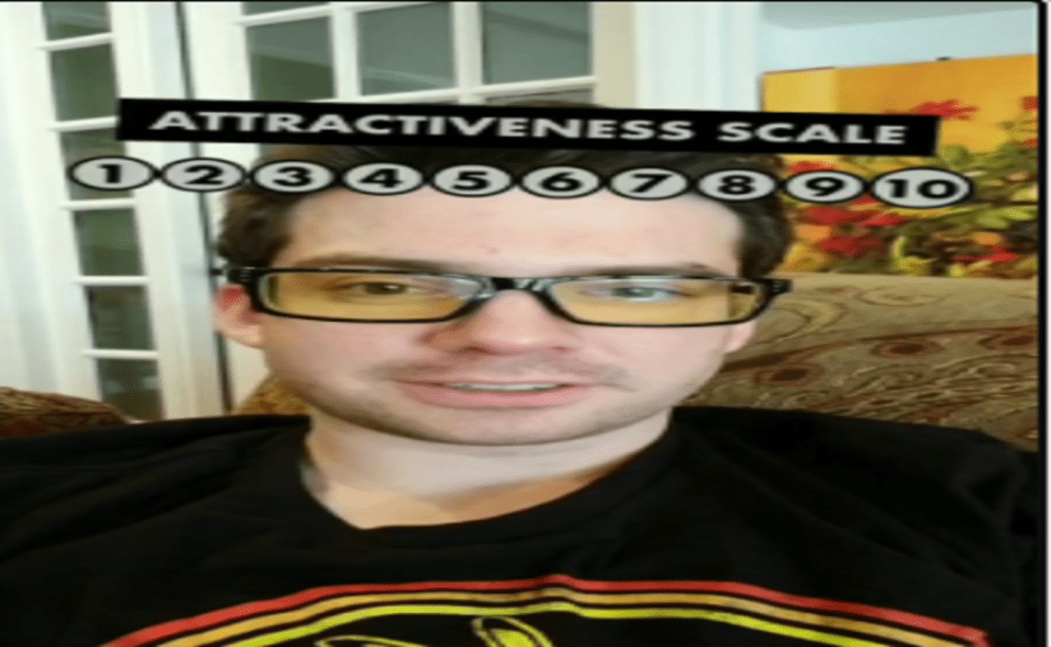 Image Of What Is Attractive Scale On TikTok