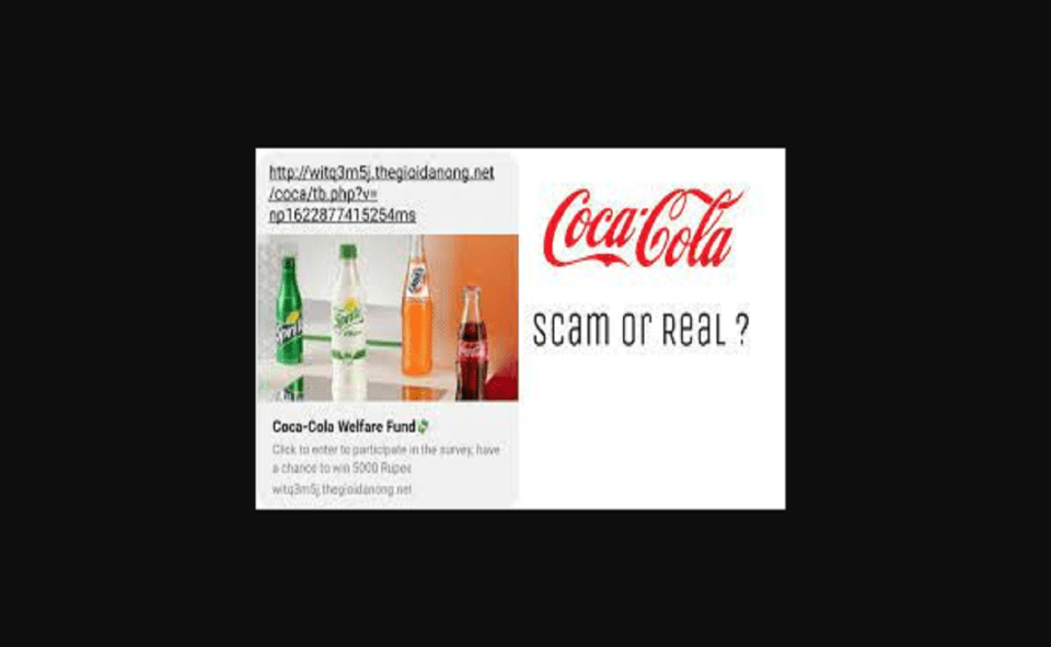Image Of What Is Coca Cola Welfare Fund Scam