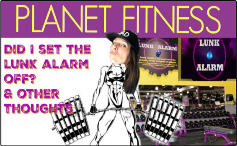 Image Of What Is The Lunk Alarm For At Planet Fitness