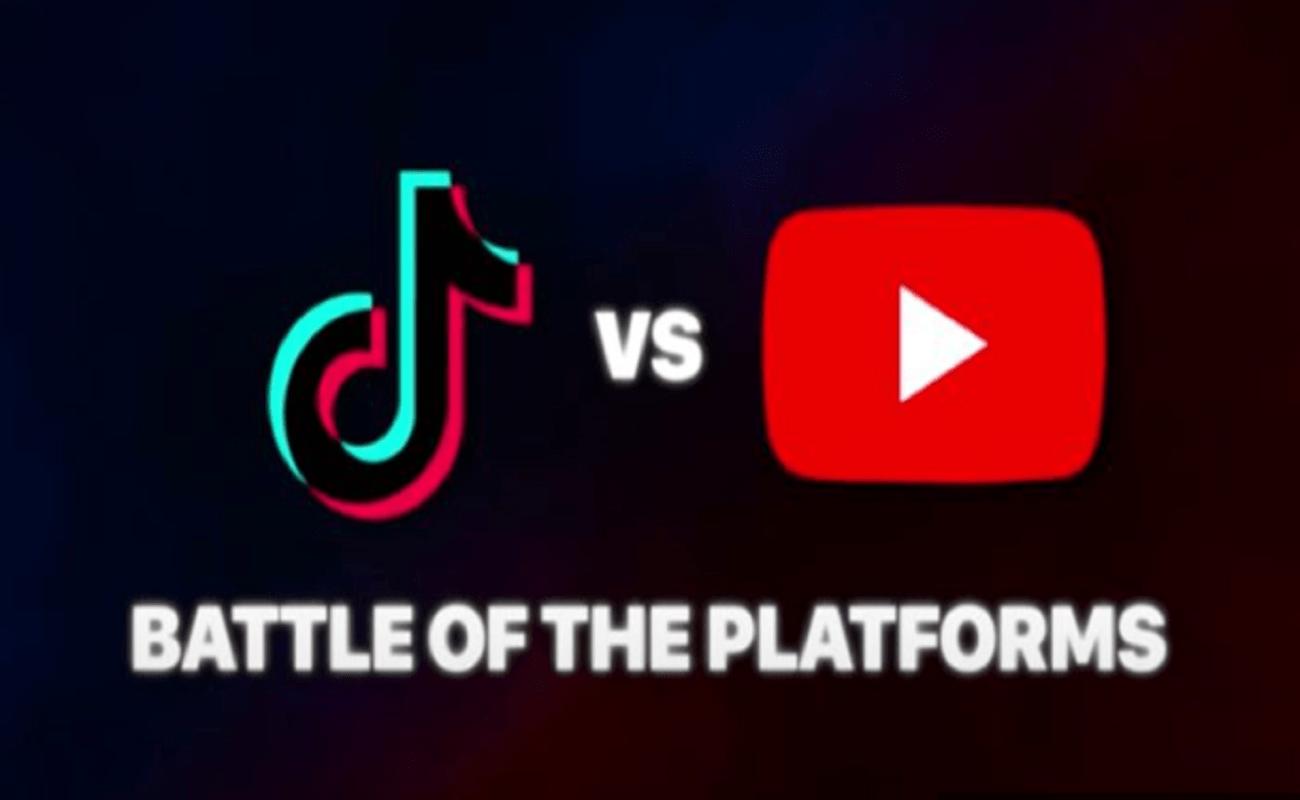 TikTok Vs YouTube Fight Card