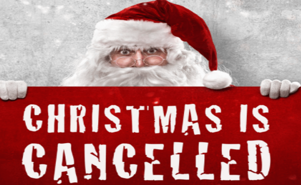 Image Of What does Christmas Is Cancelled mean