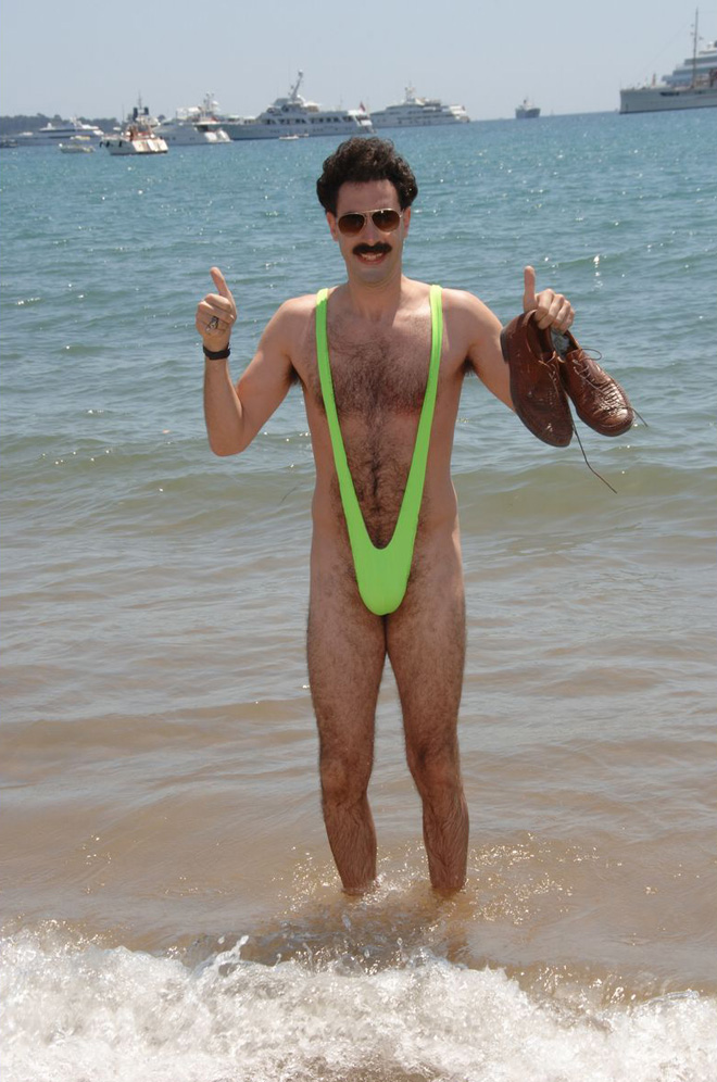 international borat suit is