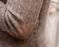 how to make elbow patches