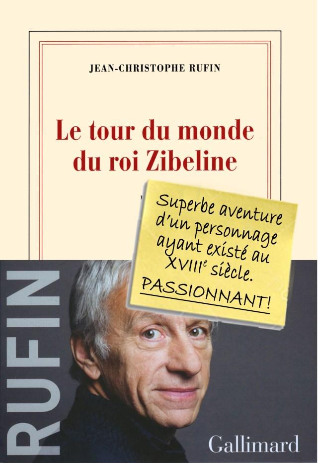 Le Tour Du Monde Du Roi Zibeline : monde, zibeline, JEAN-CHRISTOPHE, RUFIN, MONDE, ZIBELINE, Librairie, Bruneteaux