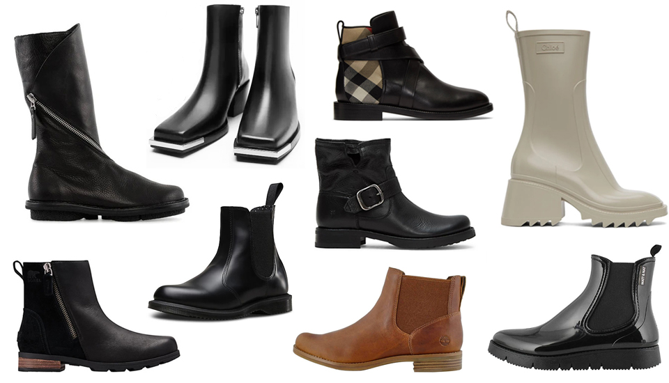 Fall fashion round-up - boots and ankle booties