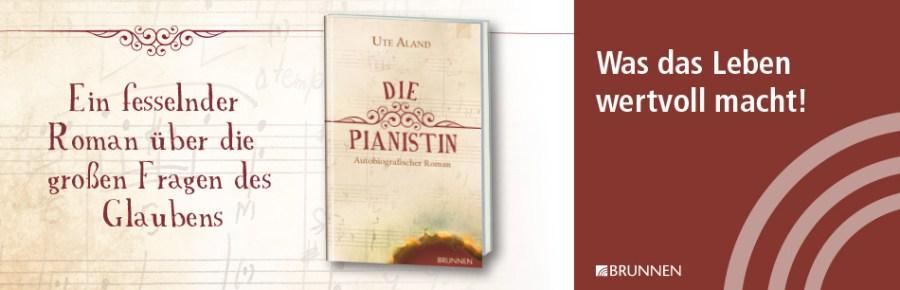 Banner: Die Pianistin