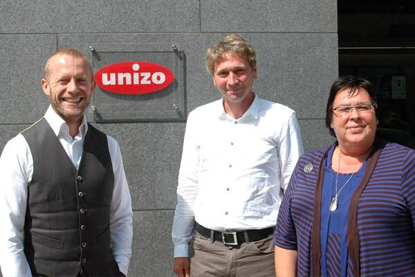 """Anton Van Assche & Nancy Van Espen: """"Vandaag is men bij Unizo overtuigd dat we Brussel niet mogen loslaten"""""""