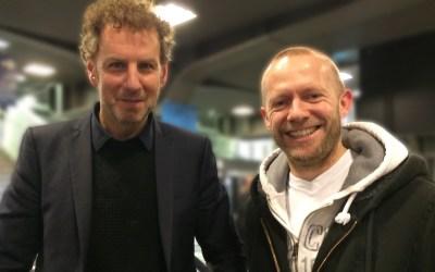 """Wim Vandekeybus: """"Brussel moet opletten dat het niet te afgelikt wordt"""""""
