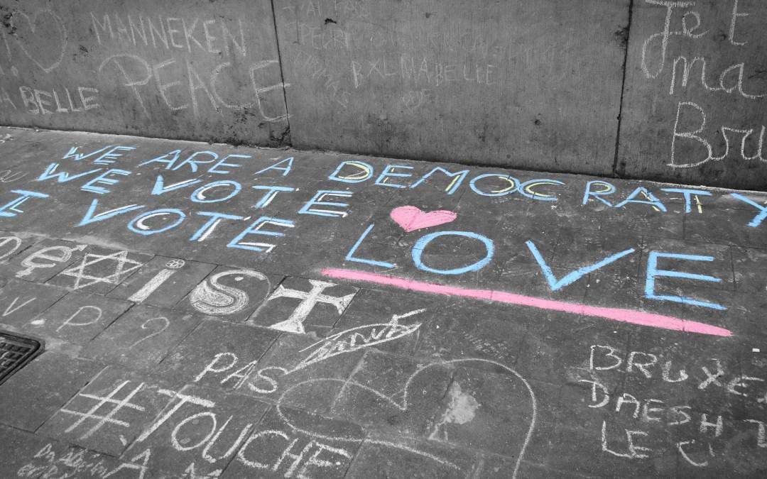 'We leven in twee Brussels: dat van de politici en dat van de straat' (Knack.be)