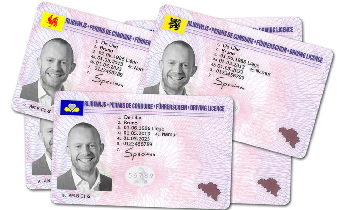 Surrealistisch: in Brussel kunnen Vlamingen aan rijbewijstoerisme komen doen (De Morgen)