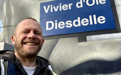 Halte Diesdelle (7 mei)