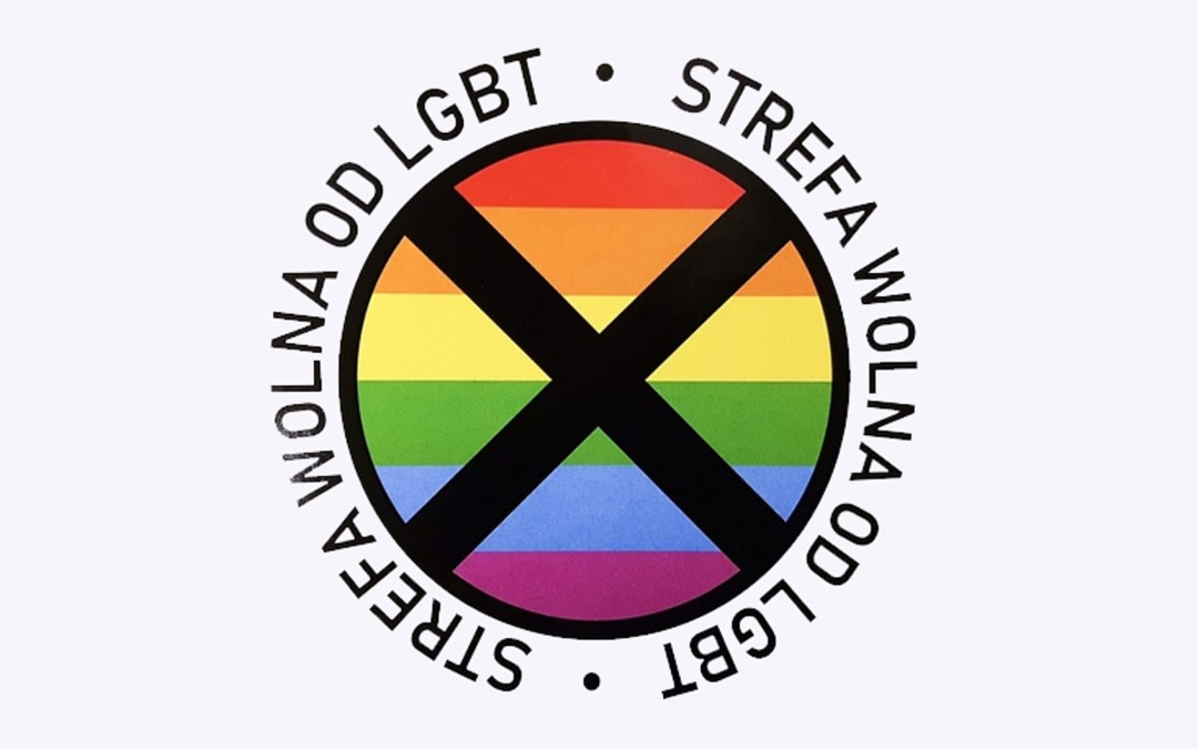 Als stickers aanzetten tot haat, verdeeldheid en geweld (De Standaard)