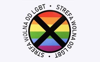 Als stickers aanzetten tot haat, verdeeldheid en geweld