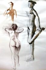Fabienne (poses multiples)