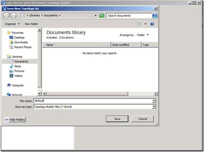 Instalando e Configurando Lync Server 2013 – Part 3 (3/6)