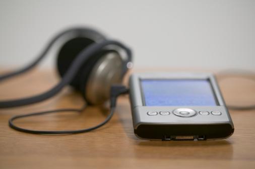 Podcast con Winamp